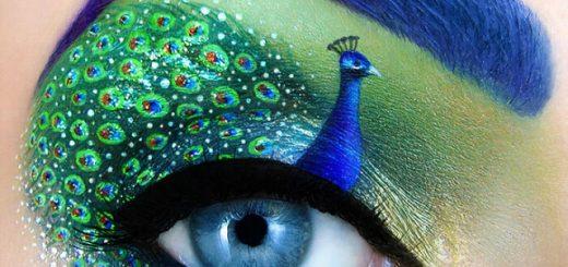 Искусство на глазах (13 фото)