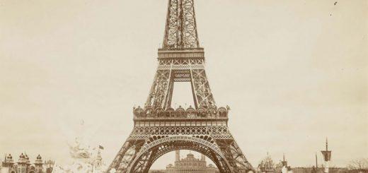 Всемирная выставка 1889 года в Париже в захватывающих исторических фотографиях (35 фото)