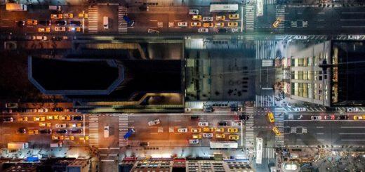 """Потрясающие аэрофотоснимки, показывающие """"Скрытый город"""" внутри Нью-Йорка (25 фото)"""