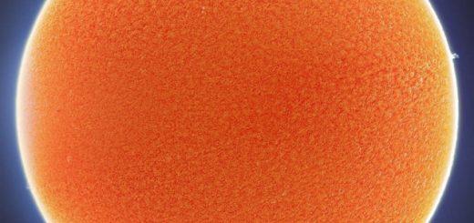 Фотограф делает потрясающие фотографии МКС на фоне Солнца и Луны со своего заднего двора (10 фото)
