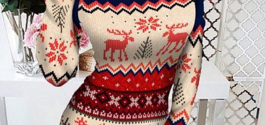 Новогодняя мода предлагает...