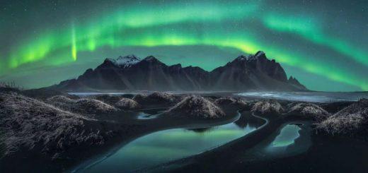 Лучшие фотографии северного сияния 2020 года (11 фото)