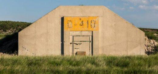 Внутри бункера Vivos xPoint (27 фото)