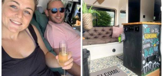 Дом на колёсах из фургона Mercedes Sprinter своими руками