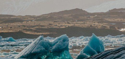 Исландия с высоты птичьего полёта в фотографиях Миши Мартина (29 фото)