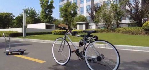 Самобалансирующийся велосипед, на котором может ездить каждый
