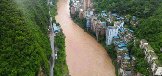 Добро пожаловать в Яньцзинь, самый узкий город в мире (3 фото + видео)