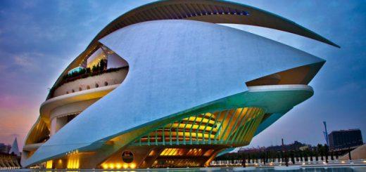 20 примеров удивительной и потрясающей архитектуры